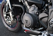 New Street Triple RS Detail 2