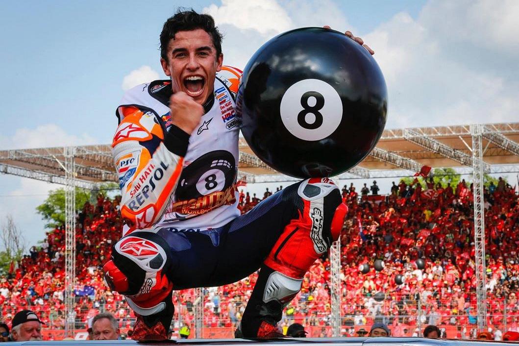 1 Marc Marquez