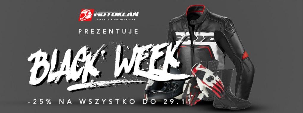 Motoklan Black Week