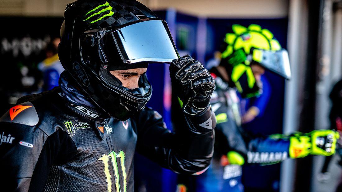 Lewis Hamilton Valentino Rossi Fahrzeugtausch 2019 169FullWidth de460796 1655924