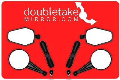 Double Take Mirror Ram Mounts