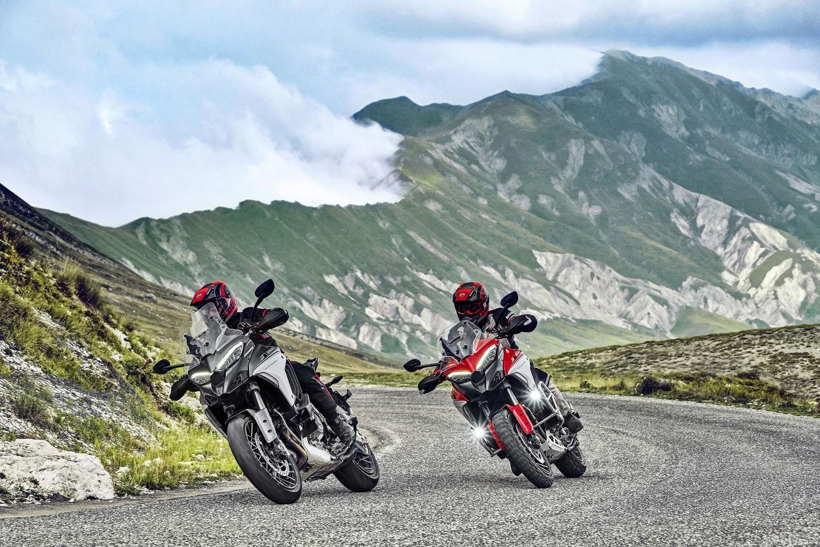 Ducati Multistrada V4 2021. Dane techniczne, opis, funkcje ...