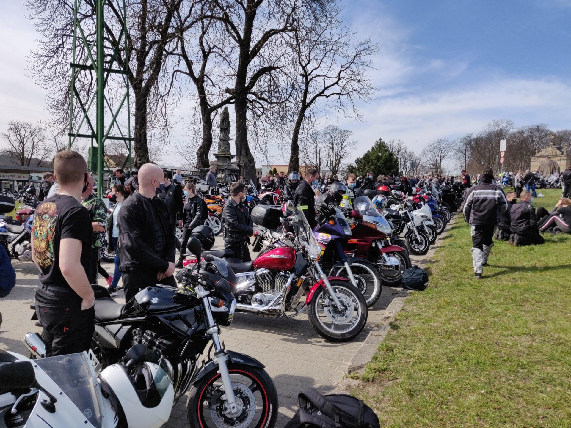 02 Otwarcie Sezonu Motocyklowego Zlot Gwiazdzisty w Czestochowie 2021
