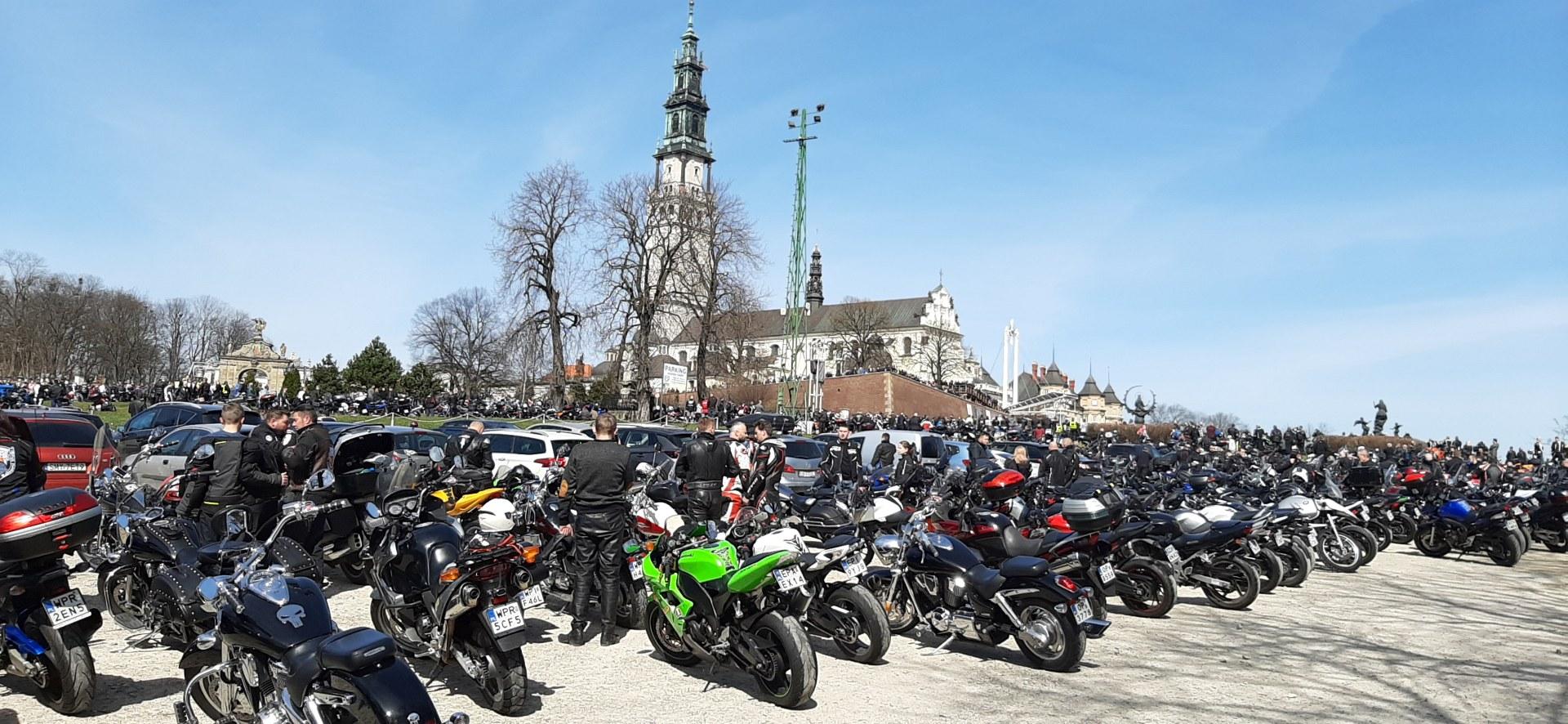 08 Otwarcie Sezonu Motocyklowego Zlot Gwiazdzisty w Czestochowie 2021