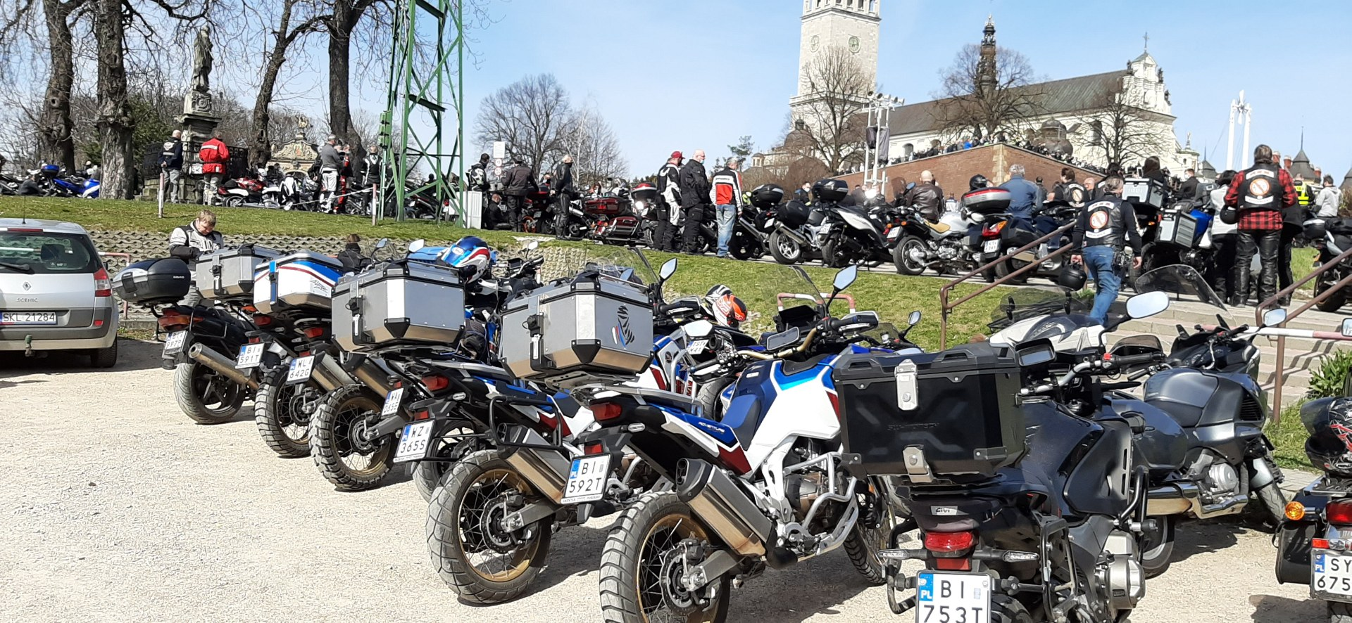 09 Otwarcie Sezonu Motocyklowego Zlot Gwiazdzisty w Czestochowie 2021