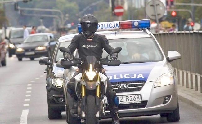 scigacz policja kodeks ruchu drogowego z