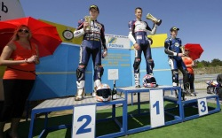podium superstock 600 junior poznan wmmp 2011