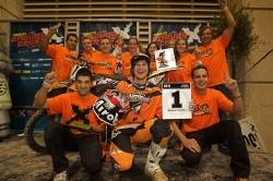 Tadek Blazusiak Mistrzem AMA Endurocross