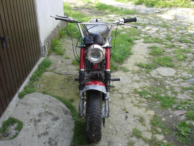 moje suzuki rv50