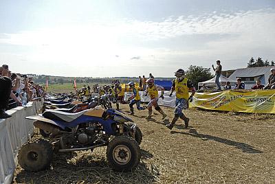 Start do Golden Cup 2007