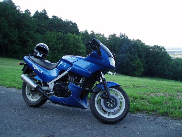 Moje Kawasaki