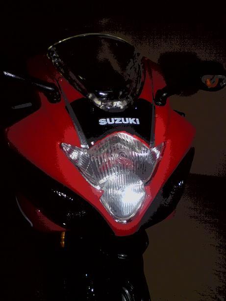 Suzuki BSX-R1000