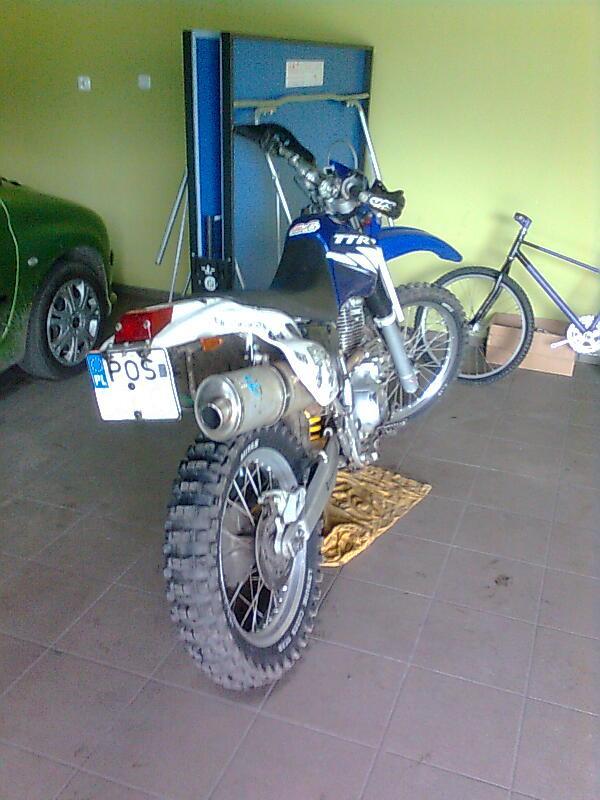 TT 600 R Belgarda
