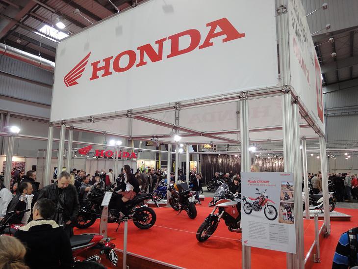 Stoisko Honda - 4...
