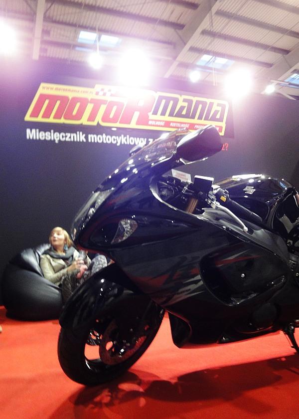 motormania targi motocykli 2012