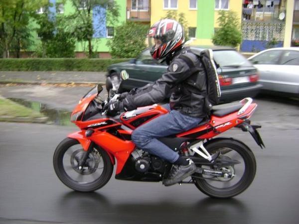 CBR 125 2008r